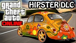 GTA 5 Online: NEW HIPSTER DLC Update! 7 New Cars, Weapons & More! Heists Delayed? Grand Theft Auto V