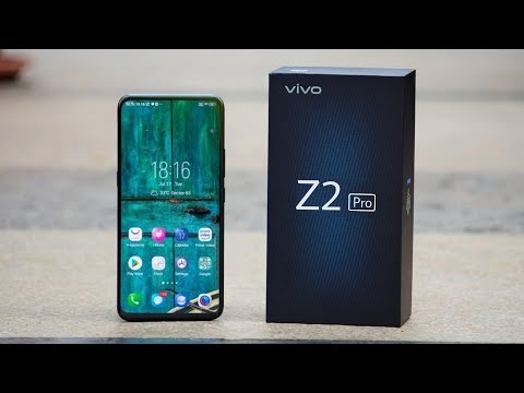 Repeat Vivo Z2 Pro Confirm Launching Date , Some Features