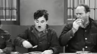 Modern Times 1936 Чарли в тюрьме