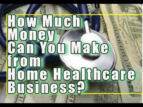 How much money can you earn from a home healthcare for How much to earn to buy a house