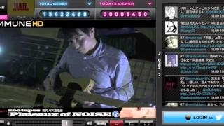 hakobune live at dommune 10/09/13
