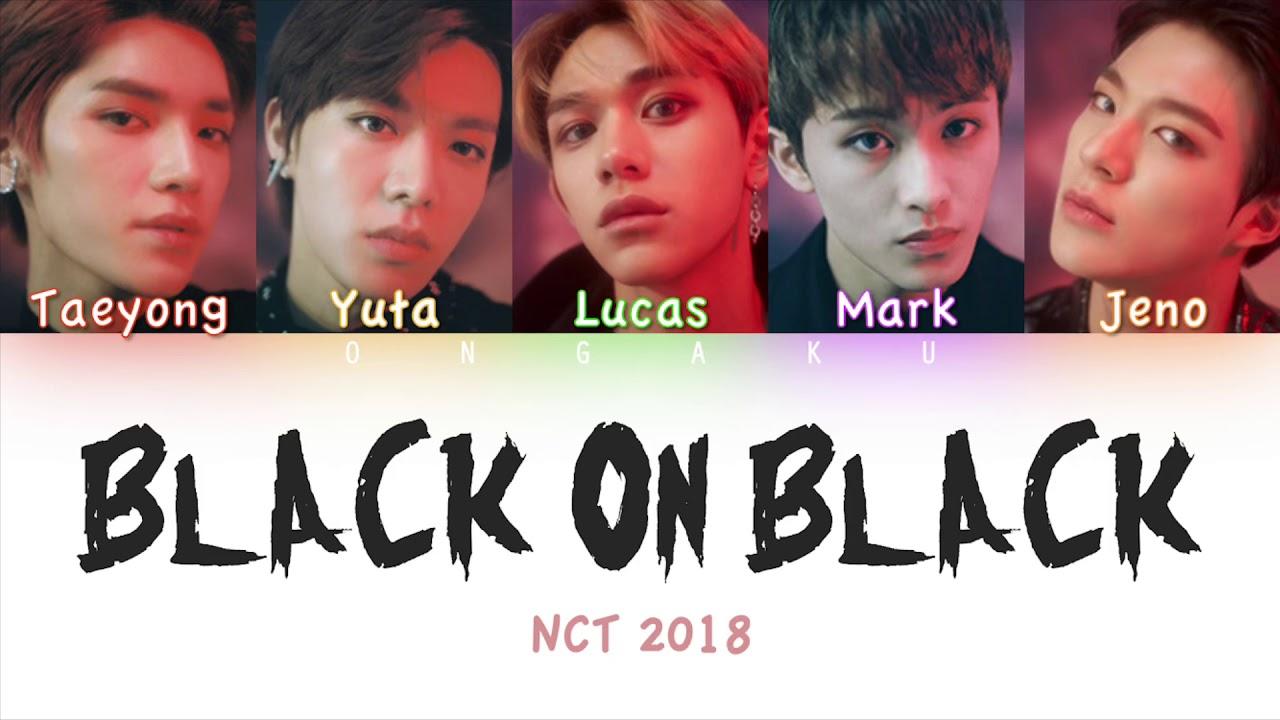 Nct Black On Black