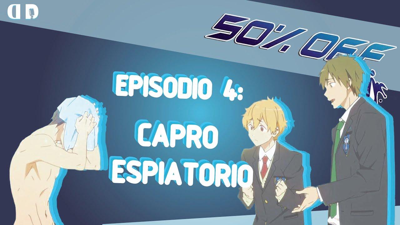 50% OFF episodio 4 - capro espiatorio