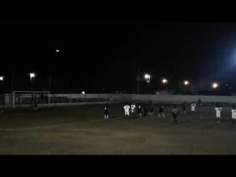 Platense de Añatuya vs San Cayetano gol de Osvaldo Gomez