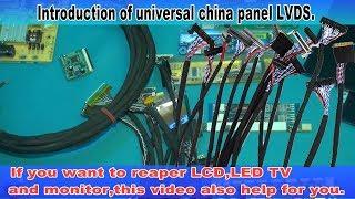 Universal lvds cable.Pro Hack#part-3