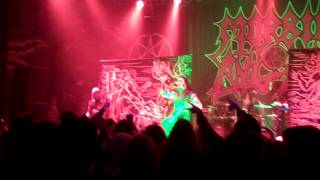 Morbid Angel-Pain Divine, live @ House of Blues, Chicago 11/17/13