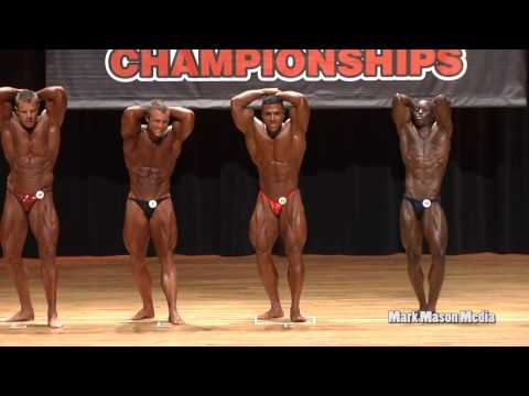 Men Bodybuilding overall at the  Phil Heath Wyoming Championships