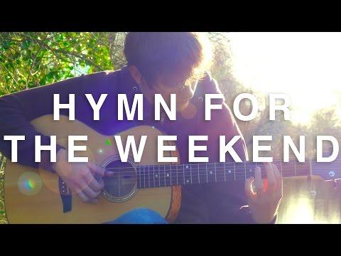 Hymn for the Weekend - Coldplay [Fingerstyle Guitar Cover by Eddie van der Meer]