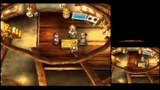Dragon Quest V [DS] Playthrough #037, Hay & Scary Lair (1/2): The Terror of Hay