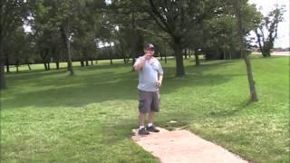 kent s disc golf lesson tactics