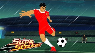 S3E11 Cheese, Lies and Videotape | SupaStrikas Soccer kids cartoons | Soccer and Football animation