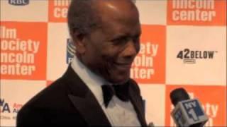 Sidney Poitier interview