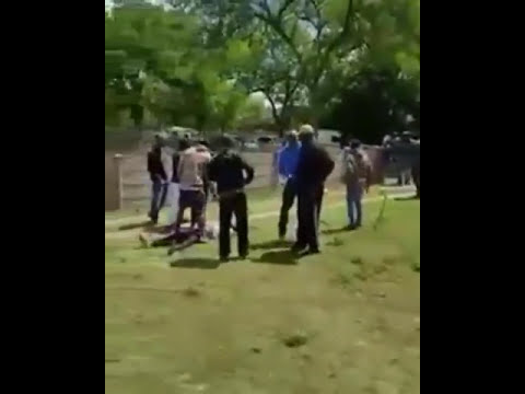 A NIGERIAN KILLED BY SOUTH AFRICAN POLICE