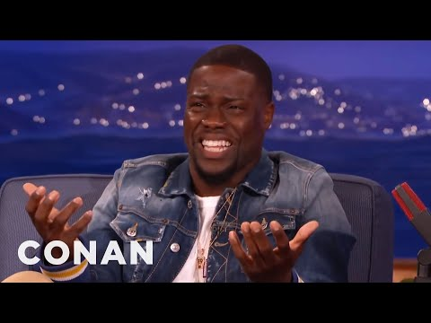 Kevin Hart: Will Ferrell Is 鈥淐heap As Hell   - CONAN on TBS