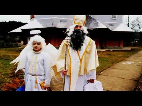 Ходив Святий Миколай