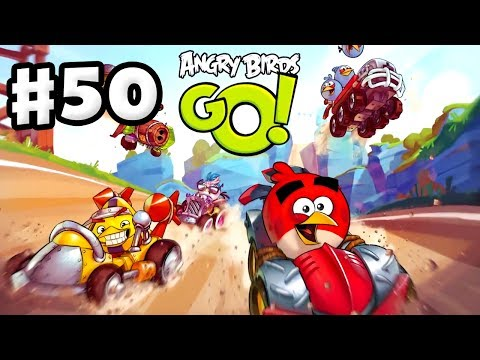 Angry Birds Go! Gameplay Walkthrough Part 50 - Target Kart and Updates! (iOS, Android)