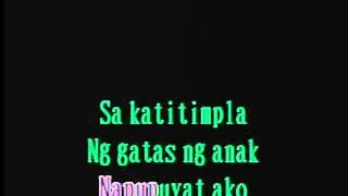 namumuro ka na lukas lyrics