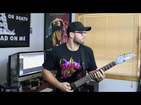 Iced Earth - Wolf Guitar Cover