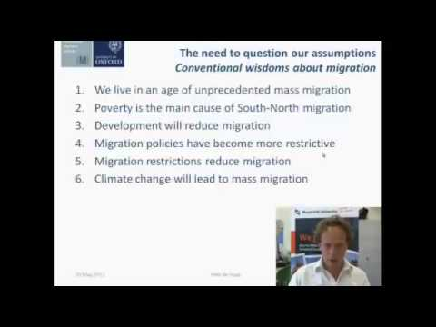 Introduction to Migration Theory