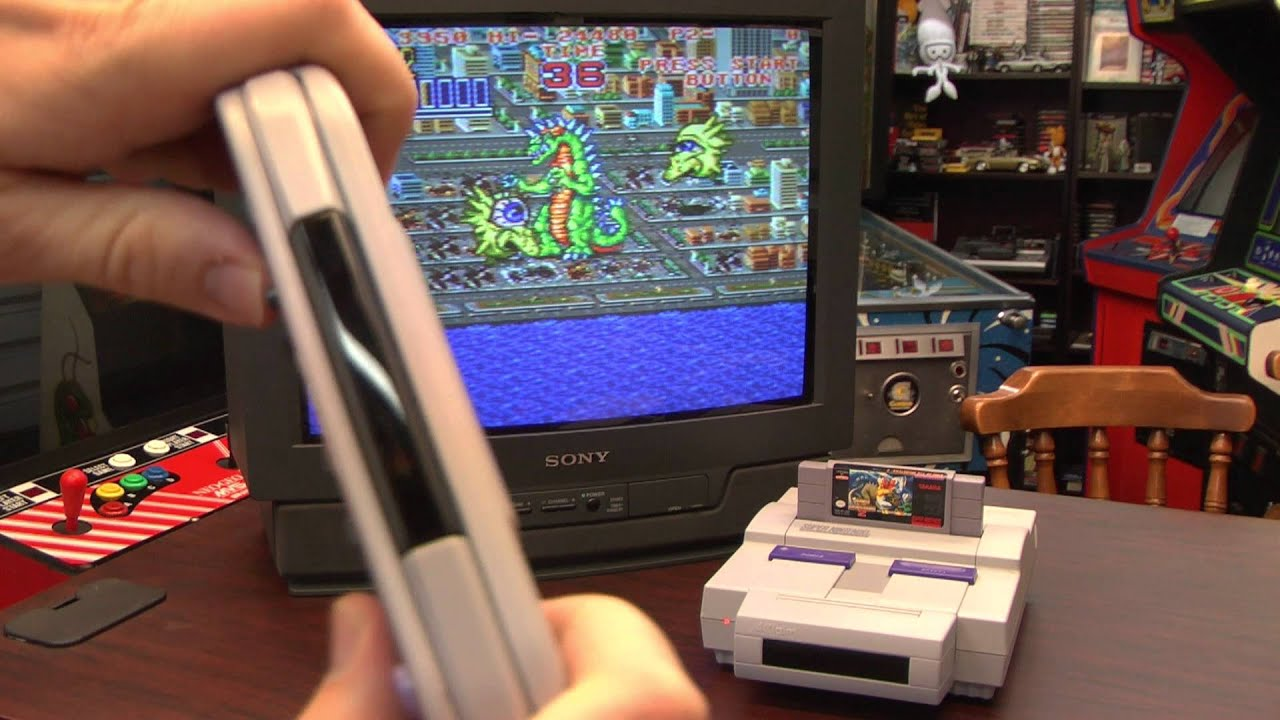 Snes Review Classic Game Room