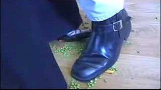 Paper Clips: Film 4 -- Are You Feeding Me Peas
