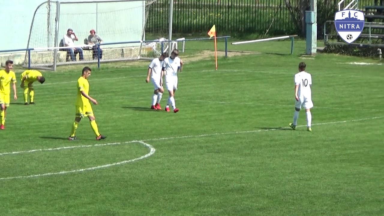 c46f53830d269 : v2Movie : FC Nitra - MFK Zemplín Michalovce 3:1, 25.kolo I.LMD U17