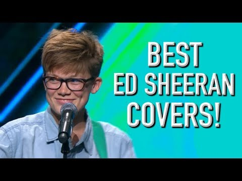 The BEST Ed Sheeran Covers On X Factor! | X Factor Global