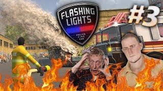 SYMULATOR PANA STRAŻAKA  Flashing Lights (#3)