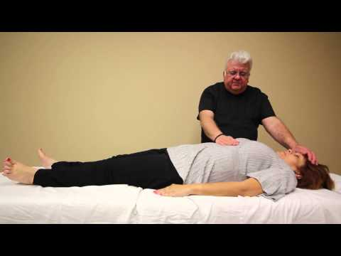 Clothed Positive Energy Massage