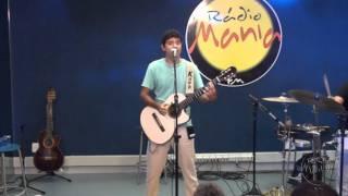 Rádio Mania - Jorge Vercillo - Monalisa / Pensando Nela