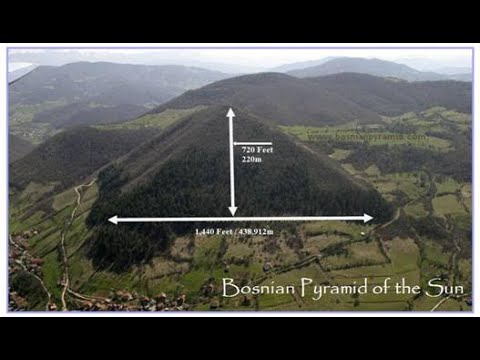 New Archaeological Discovery Largest Pyramid Bosnia Update! 2019