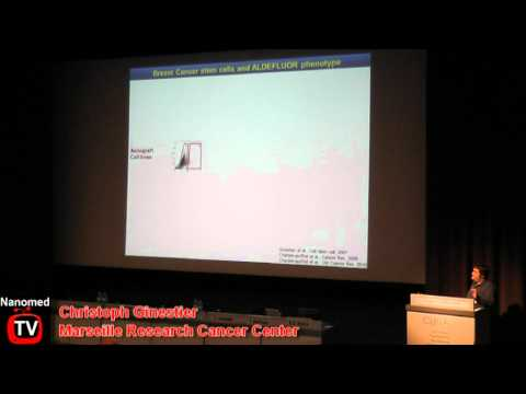 Christoph Ginestier - Targeting breast cancer stem cells