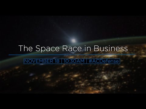 The Space Race in Business