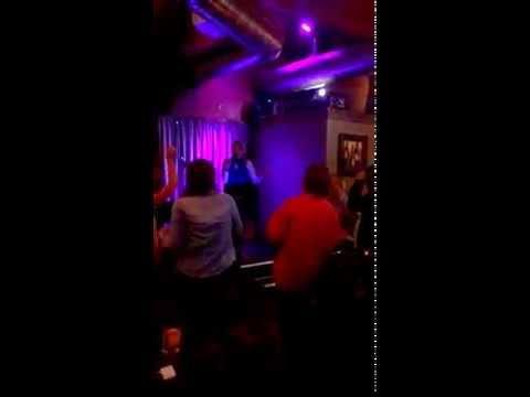 Karaoke Style at Ghiringhelli's Novato CA