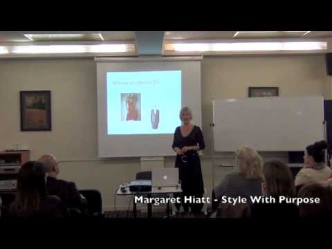 Margaret Hiatt - Dressing For Success in Your Business