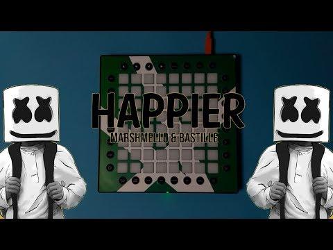 Marshmello ft. Bastille - Happier//Launchpad cover