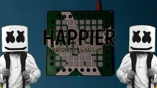 Marshmello Ft. Bastille Happier Launchpad cover.mp3