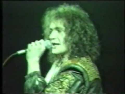 Tyran' Pace - Crazy Horses (The Osmonds Cover) [Live In Germany '87]
