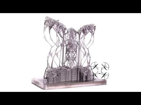 Aeroswift metal 3D printing technology