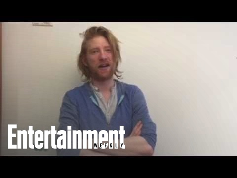 Domhnall Gleeson Teaches Us How To Pronounce 'Domhnall Gleeson'  Entertainment Weekly