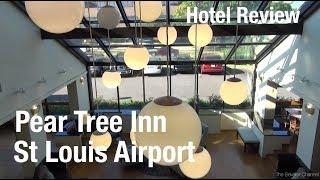 Hotel Review - Pear Tree Inn St Louis Airport