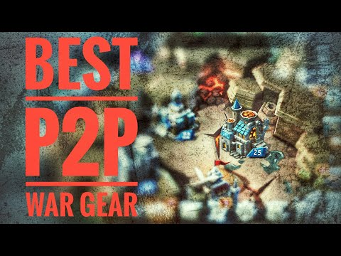 Lords Mobile - Best P2P War Gear