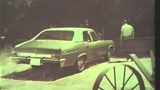 Chevy Nova Commerical