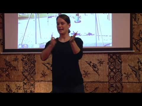 Pecha Kucha - In support of New Zealand Sign Language Week 2015