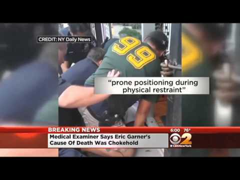 Medical Examiner: Police Chokehold Killed Eric Garner, Death Ruled A Homicide