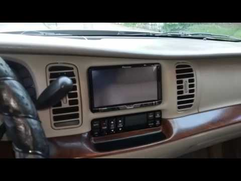 Buick park ave install budget