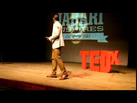 Debunking stereotypes through global citizenship | Jabari Smith | TEDxYouth@Kilimani
