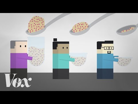 The new US tax law, explained with cereal