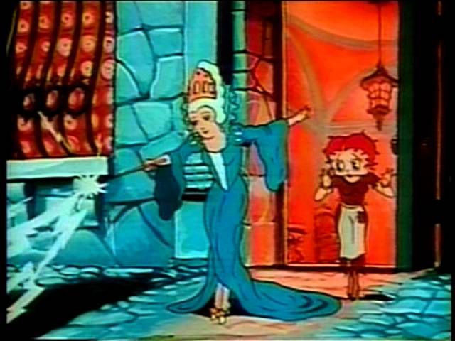 Betty Boop Poor Cinderella (1934) HQ Travel Video