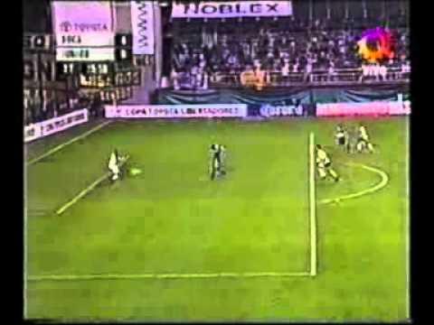2do. Gol de Palermo a Junior (Boca 4-Junior 0 26-05-2005)